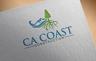 CA Coast Construction Logo - Entry #274