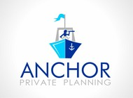 Anchor Private Planning Logo - Entry #105