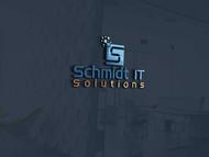 Schmidt IT Solutions Logo - Entry #233