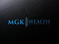 MGK Wealth Logo - Entry #155