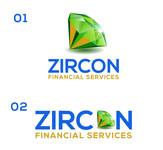 Zircon Financial Services Logo - Entry #122