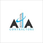 AIA CONTRACTORS Logo - Entry #117