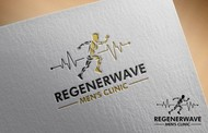 Regenerwave Men's Clinic Logo - Entry #66