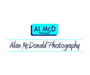 Alan McDonald - Photographer Logo - Entry #12