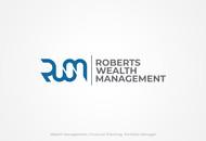 Roberts Wealth Management Logo - Entry #121