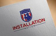 Installation Nation Logo - Entry #30