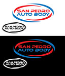 San Pedro Auto Body Logo - Entry #3