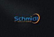 Schmidt IT Solutions Logo - Entry #74