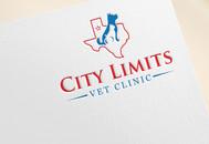 City Limits Vet Clinic Logo - Entry #145