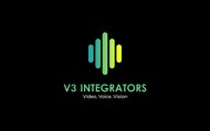 V3 Integrators Logo - Entry #263