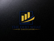 The Debt What If Calculator Logo - Entry #45