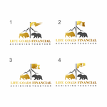 Life Goals Financial Logo - Entry #196