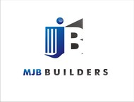 MJB BUILDERS Logo - Entry #64