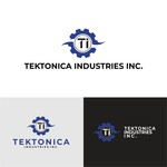 Tektonica Industries Inc Logo - Entry #99