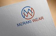 Meraki Wear Logo - Entry #215