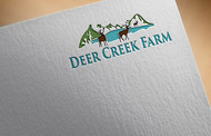 Deer Creek Farm Logo - Entry #89