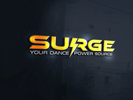 SURGE dance experience Logo - Entry #179