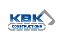 KBK constructions Logo - Entry #126
