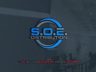 S.O.E. Distribution Logo - Entry #178