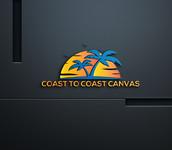 coast to coast canvas Logo - Entry #122