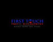 First Touch Travel Management Logo - Entry #81