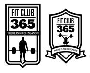 Fit Club 365 Logo - Entry #18