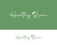 Healthy Livin Logo - Entry #591