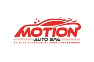Motion AutoSpa Logo - Entry #21