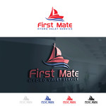 First Mate Logo - Entry #118
