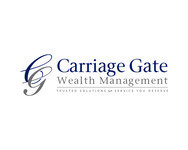Carriage Gate Wealth Management Logo - Entry #71