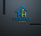 TRILOGY HOMES Logo - Entry #179