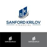 Sanford Krilov Financial       (Sanford is my 1st name & Krilov is my last name) Logo - Entry #454