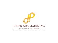 J. Pink Associates, Inc., Financial Advisors Logo - Entry #103