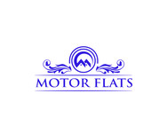 The Flats at Maple & Motor Logo - Entry #33