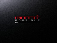 Drifter Chic Boutique Logo - Entry #325