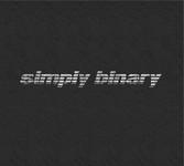 Simply Binary Logo - Entry #33