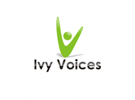 Logo for Ivy Voices - Entry #104