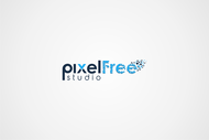PixelFree Studio Logo - Entry #44