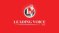 Leading Voice, LLC. Logo - Entry #130
