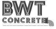 BWT Concrete Logo - Entry #229