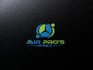 The Air Pro's  Logo - Entry #129