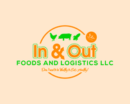 In & Out Foods and Logistics LLC Logo - Entry #21