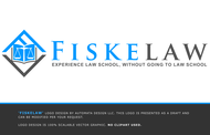 Fiskelaw Logo - Entry #115