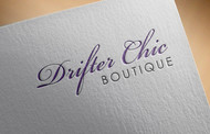 Drifter Chic Boutique Logo - Entry #171