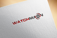 Watchman Surveillance Logo - Entry #130