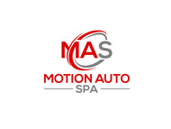 Motion AutoSpa Logo - Entry #142