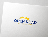 "Open Road Wealth Services, LLC  (The ""LLC"" can be dropped for design purposes.) Logo - Entry #120"