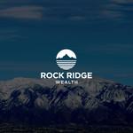 Rock Ridge Wealth Logo - Entry #258