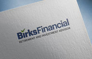 Birks Financial Logo - Entry #129