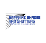 Sapphire Shades and Shutters Logo - Entry #73
